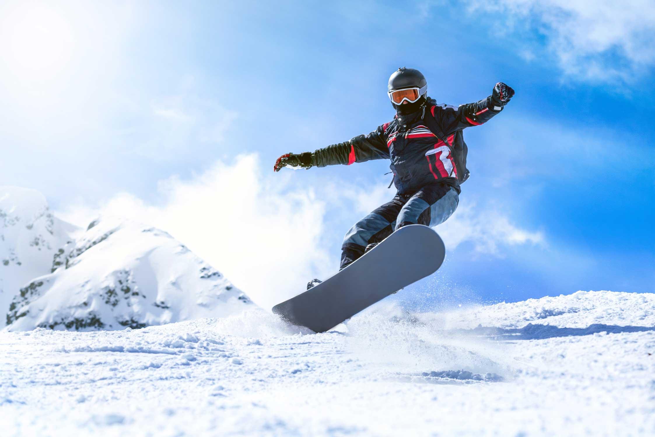 картинки про сноубордистов здание завода виду