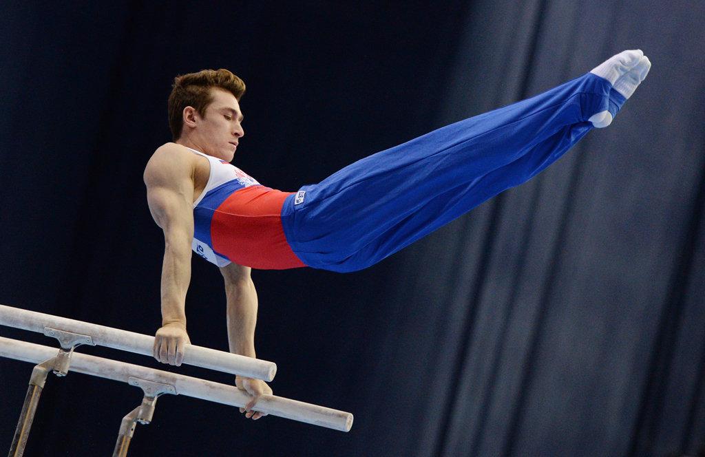мужское многоборье в спортивной гимнастике